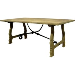 Italian 18th Century Style Dining, Writing or Sofa Table