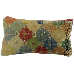 Bolster Turkish Deco Rug Pillow