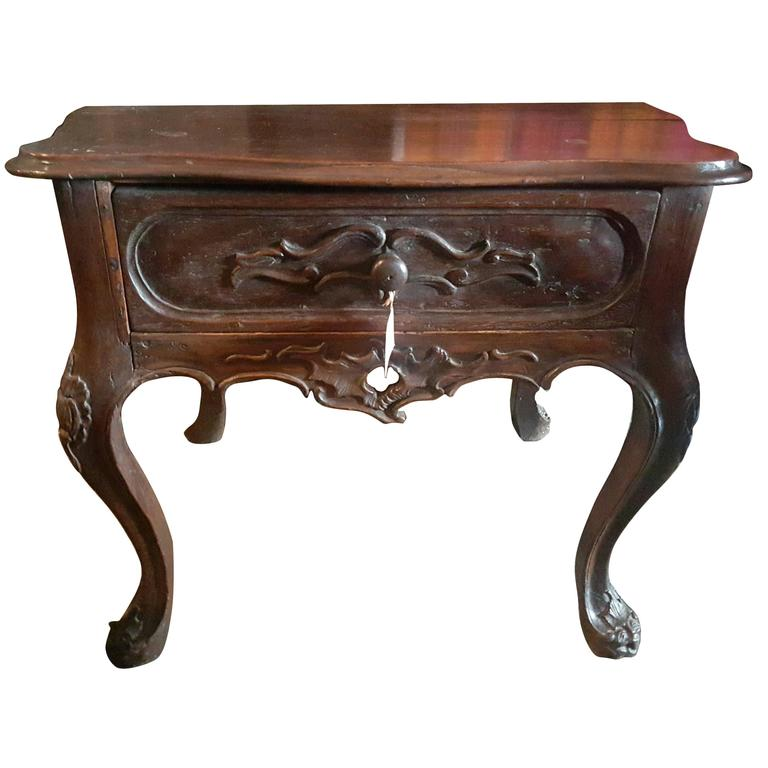 18th Century Portuguese Occasional Table 1