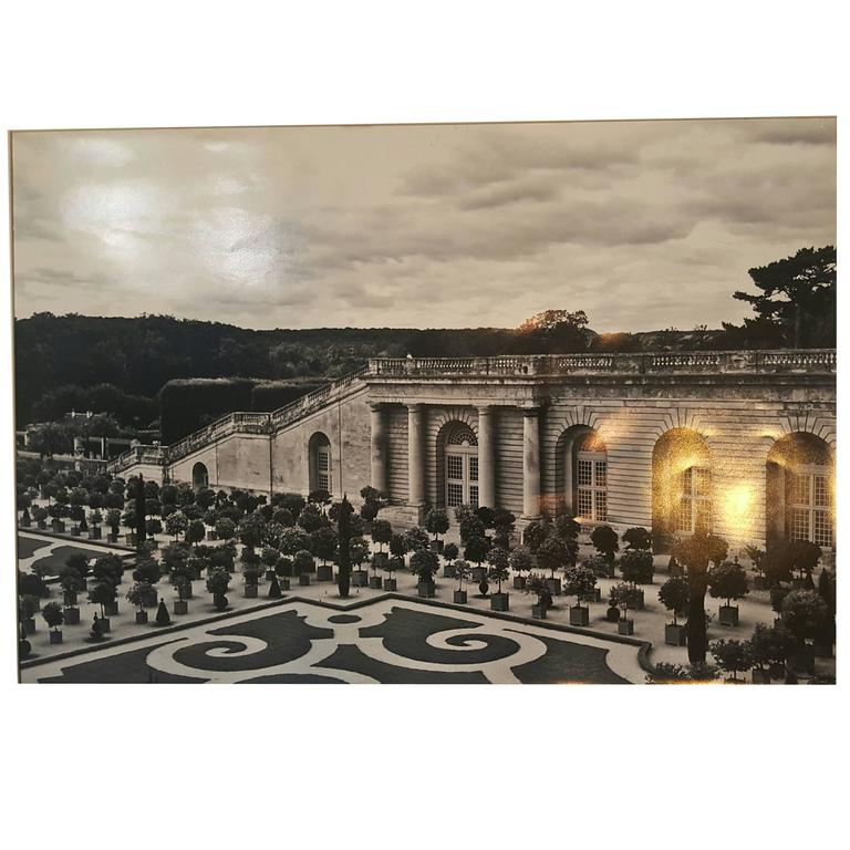 Contemporary Photo of Versailles by B. Lucien 1