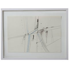 Ignacio Valdes, IV Pencil Drawing, Drawing on Paper, One of a Kind