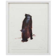 Ignacio Valdes, IV Little Drawing, Oil on Paper, One of a Kind