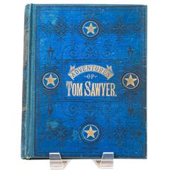 Adventures of Tom Sawyer by Mark Twain, First Edition