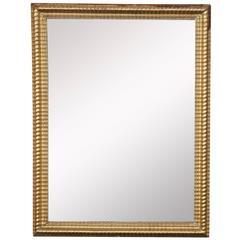18th Century Bois Doré Mirror