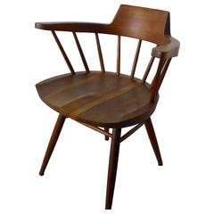 George Nakashima Captains Chair