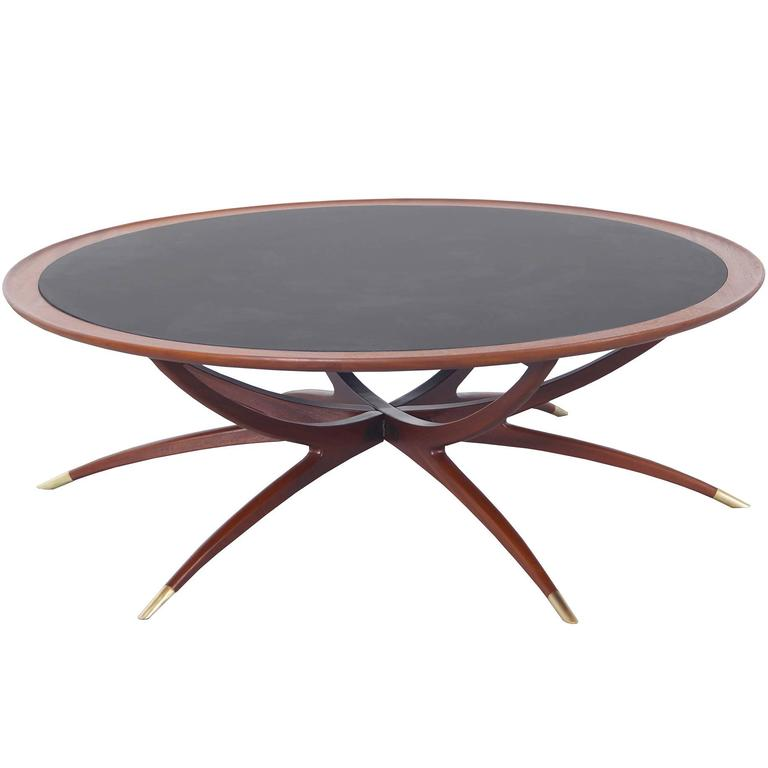 Vintage Spider Leg Coffee Table
