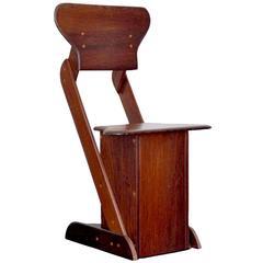 1970s Douglas Fir Chair
