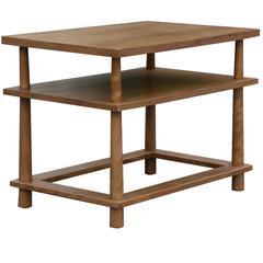 Three-Tier Mid-Century Modern Side Table by Robsjohn-Gibbings