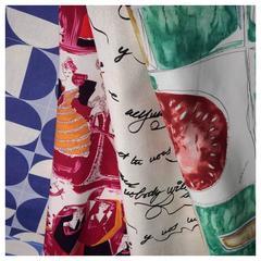 Fabric by Gio Ponti