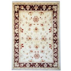 Cream Persian Style Rugs, living room rugs with Persian Rugs Zeigler Design