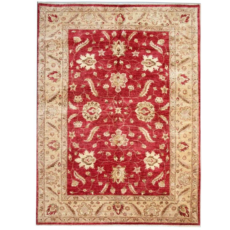 Red Persian Style Rugs, living room rugs with Persian Rugs Zeigler ...