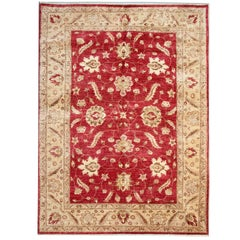 Red Persian Style Rugs, living room rugs with Persian Rugs Zeigler Design