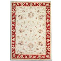 Ziegler Mahal Sultanabad 21st Century Persian Style Rugs, Afghan Rugs