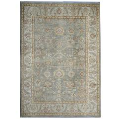 Gray-Green Persian Style Rugs, living room rugs with Persian Rugs Zeigler Design