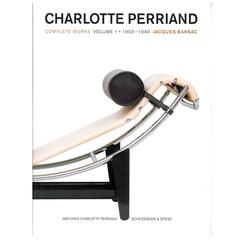 Charlotte Perriand the Complete Works, in Two Volumes 1903-1955 Books