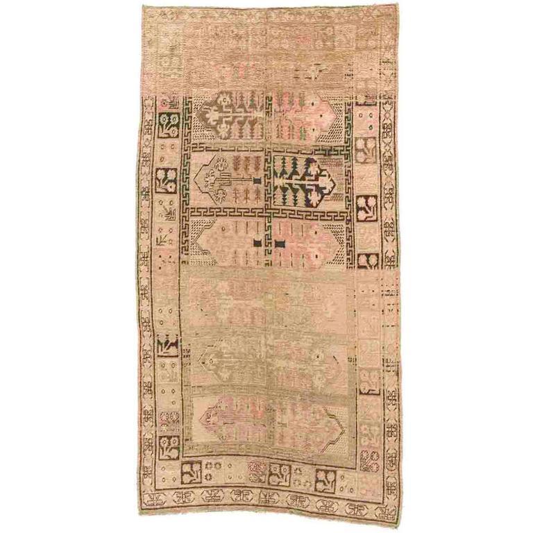 Samarkand Vintage Rug For Sale
