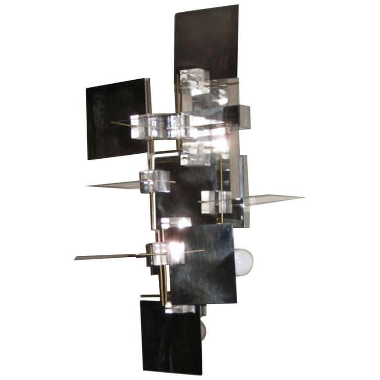 Exceptional Wall Light by Sciolari