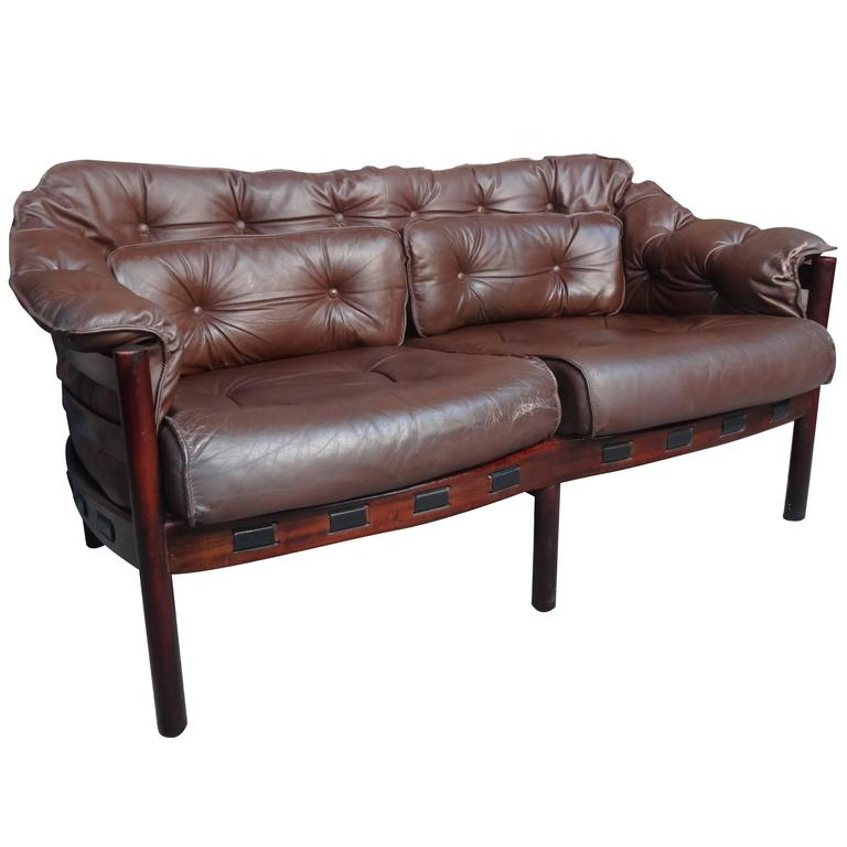 Brown leather sofa for sale 2 seater brown leather sofa for Tan couches for sale