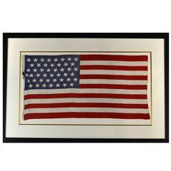 Unique Antique 45 Star Flag