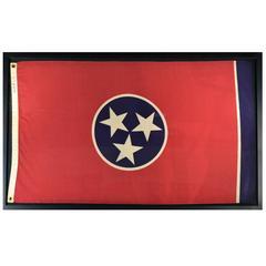 Vintage Tennessee State Flag