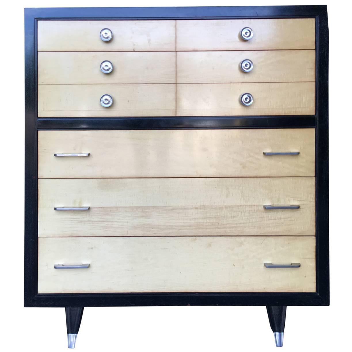 midcentury modern dresser by sieling modern for sale at stdibs -
