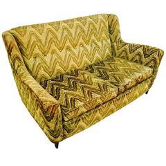 Beautiful Sofa, Design Gio Ponti in 1947
