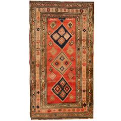 Antique Rugs Caucasian Carpet from North West of Persia