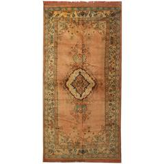 Vintage Oushak Turkish Rugs