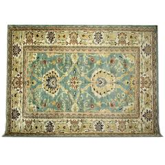 Antique Rugs, Persian Rugs, Persian Carpet, Ziegler Mahal Carpet from Sultanabad
