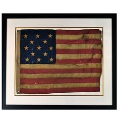 13 Star Flag, Antique