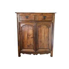 French Provincial Style Cabinet of Good Size and Manufacture