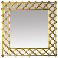 Ambra Glass Mirror