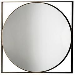 Round Visual Mirror