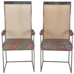Milo Baughman Side Chairs