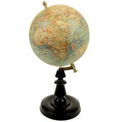 Globe Published in the Early 1900 by Forest