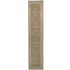 Afghan Runner Rugs, Persian Rug Designs Ziegler Style, Brown Oriental Runner