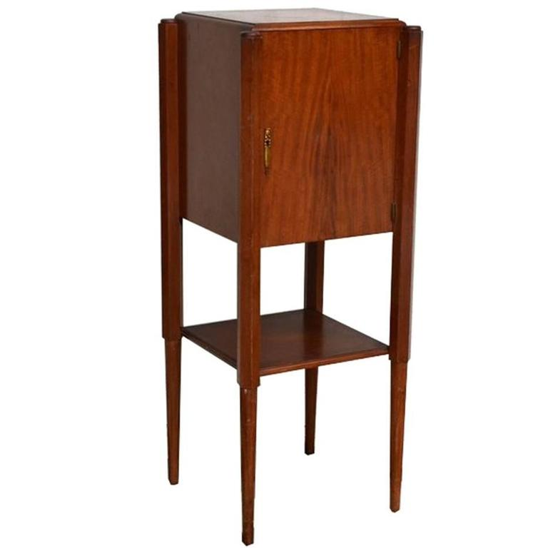 Small Art Deco Vinyl Cabinet from the 1920s