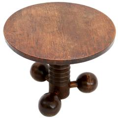 Charles Dudouyt Occasional Table