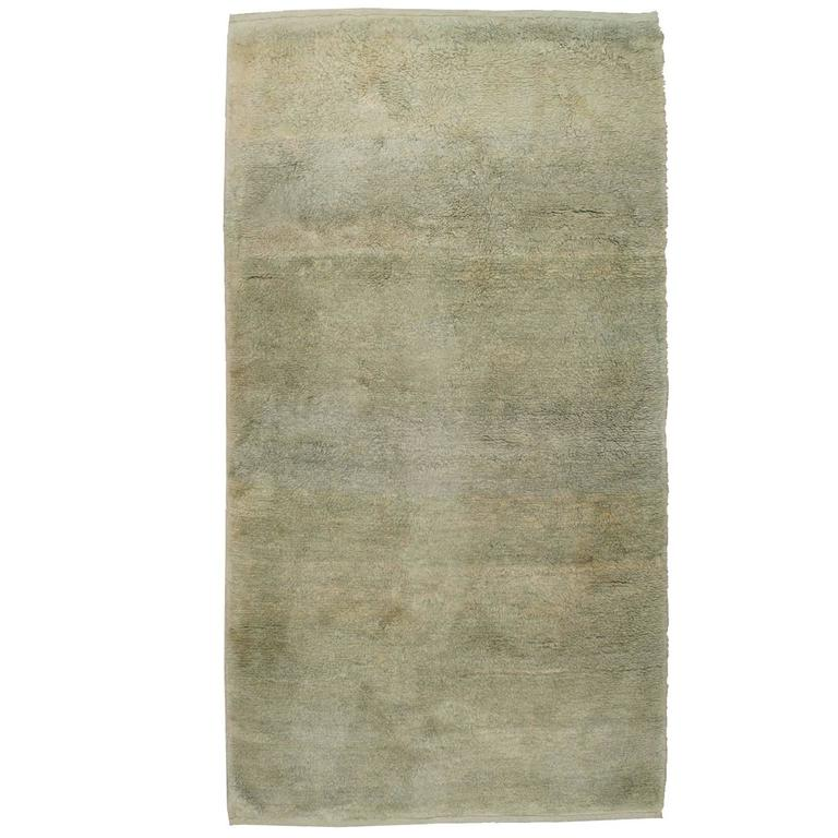 """Shepherd's Tulu"" in Rare Pistachio Green For Sale"
