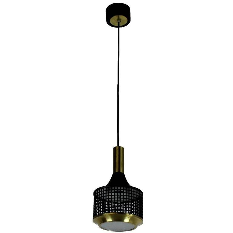 1970s Slovakian Pendant Light