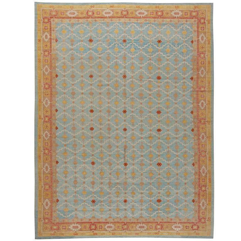 Jaipur, A Traditional Rug At 1stdibs