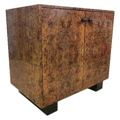 Pace Collection Burl Cabinet