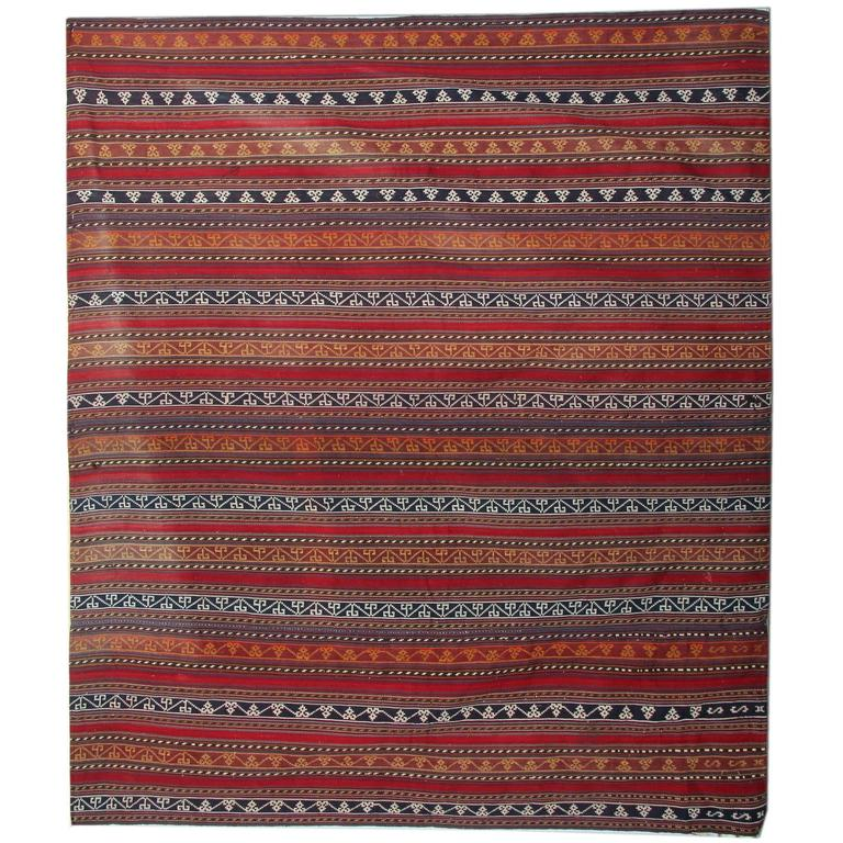 Persian Rugs, Kilim Rugs, Antique Carpet from Iran