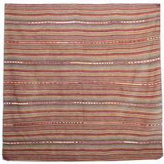 Antique Kilims, Persian Rugs, Jajim Flat Weave Rug