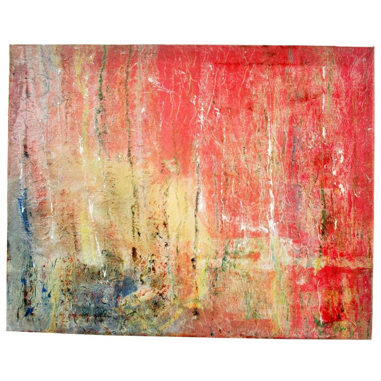 Mixed-Media Painting -Nuance