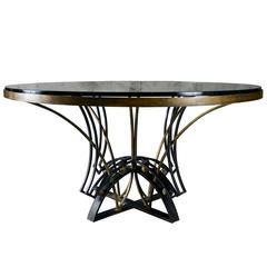 Arturo Pani Round Dining Table