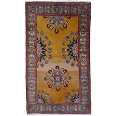 Mid-20th Century Persian Qum Rug