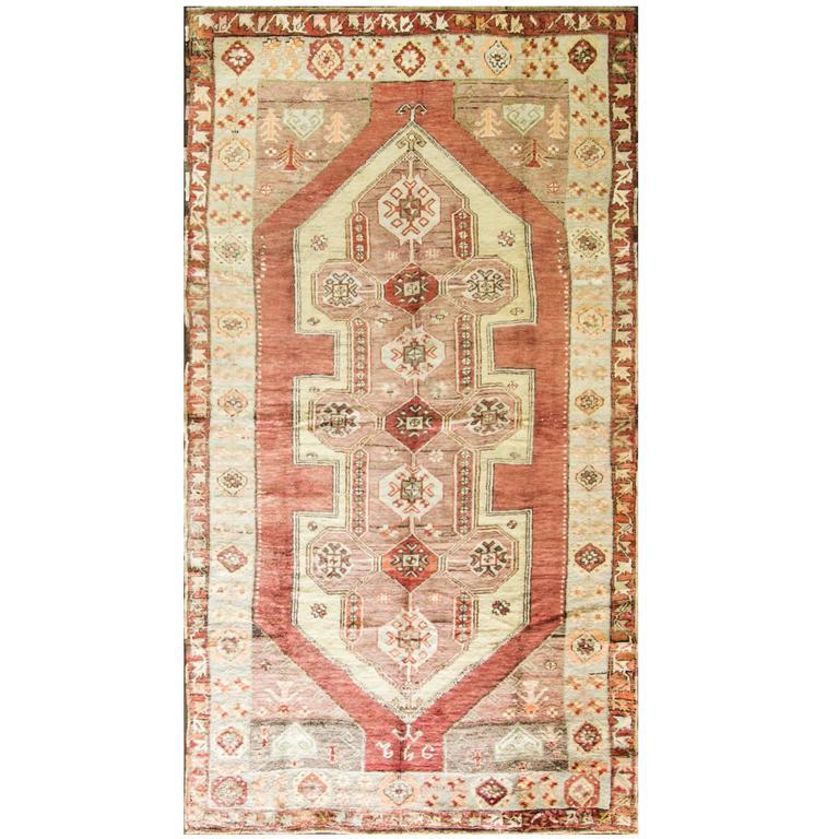 Incredible Oushak Carpet