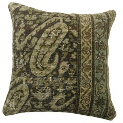 Paisley Malayer Rug Pillow