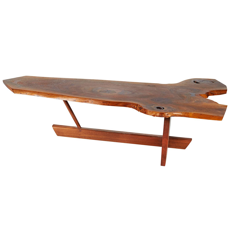 george nakashima minguren coffee table for sale at 1stdibs